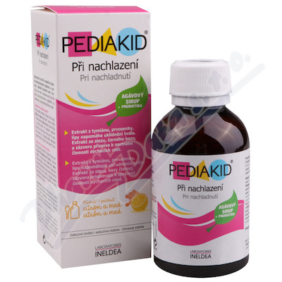 PEDIAKID Ucpaný nos 125ml