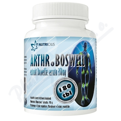 Arthroboswell tbl.180 - Boswellia serrata 350mg