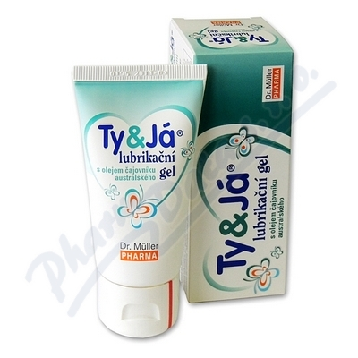 Lubrikač.gel Ty&Já Tea Tree Oi 50ml Dr.Müller