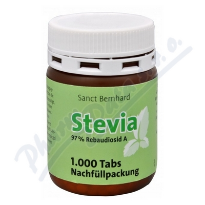 Allnature Stevia tablety 1000 tbl.