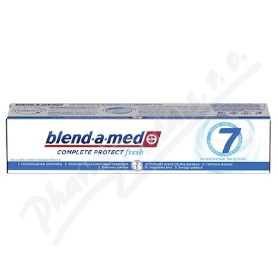 Blend-a-med Complete 7 Xtreme Fresh 100 ml