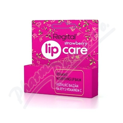 Biotter Balzám Regital Strawberry Lip Care 4.9g