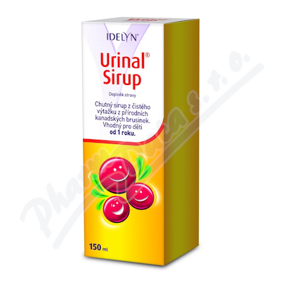 Walmark Urinal Sirup 150ml