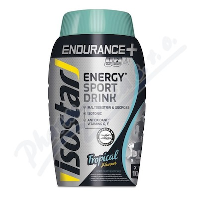 ISOSTAR Drink Energy 790g exotic