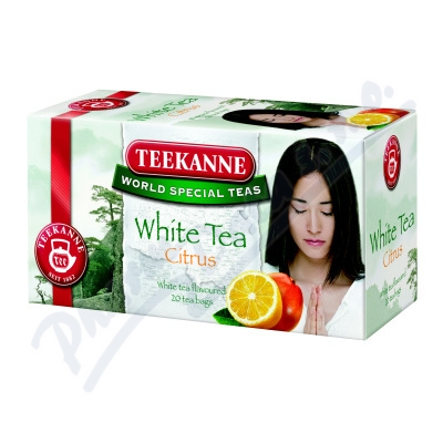 TEE White Tea Citrus n.s.20ks